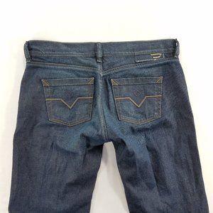 Diesel Riden Bootcut Denim Jeans Pants